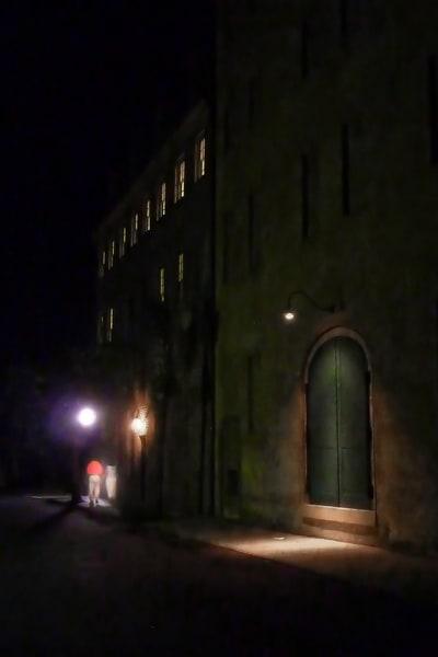 Midnight On Queen Street Photography Art | martinalpert.com