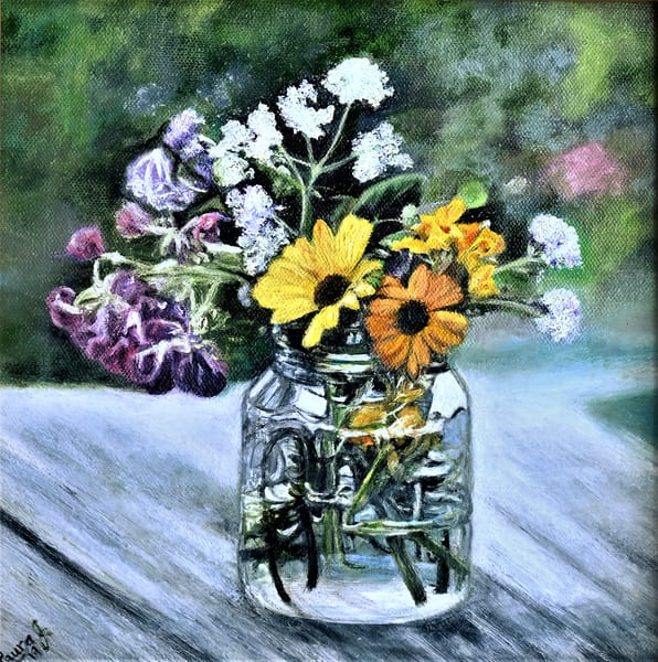 Believable Realistic Simple Gifts Oil Painting Original