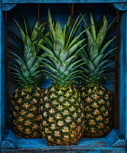 Pineapple Fine Art Prints