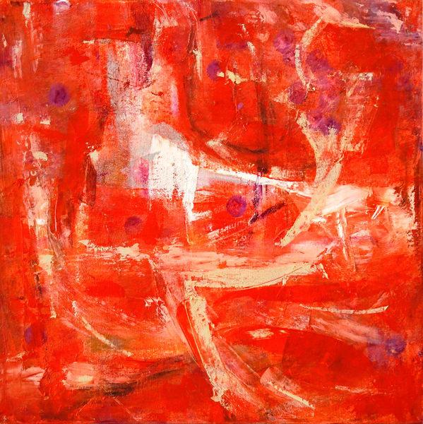 Series In Red Art | Art Space 349