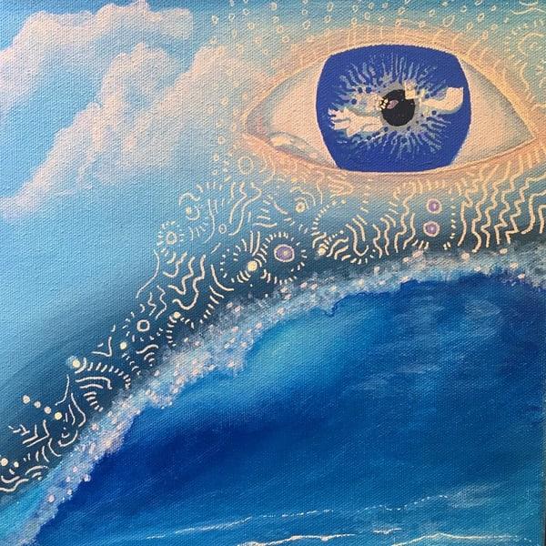 Eye  Art | Angelica Hoyos Studio