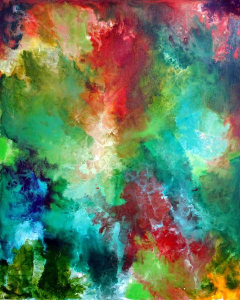 Lush Art | Lynne Medsker Art & Photography, LLC
