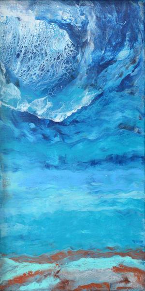 Tidal Art | Lynne Medsker Art & Photography, LLC