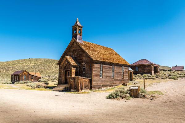 """Old Methodist Church"" print | Jim Parkin Fine Art Photography"