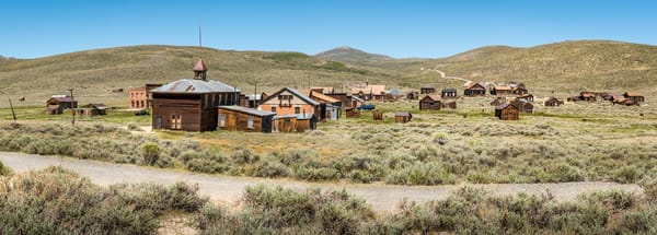 """Bodie, Lost in Time"" print 