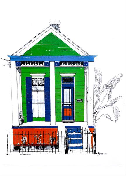 New Orleans Series Works