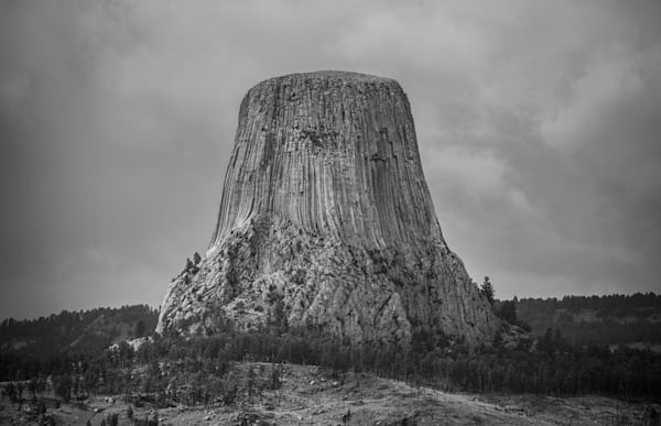 Devil's Tower Photography Art | Casey McFarland Photography