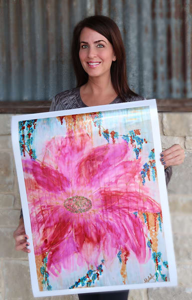 Time To Shine Print Art   Michele Harmon Art