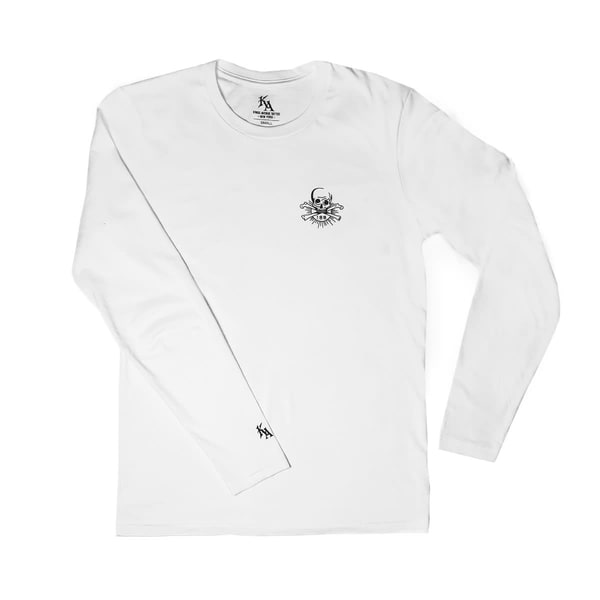 Skull & Bones Long Sleeve | Kings Avenue Tattoo
