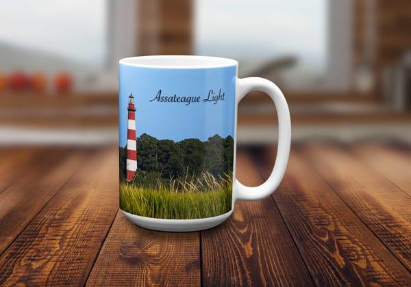 Assateague Light - Mug