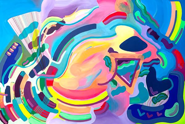 Evolution Map Art | Caroline Geys Design Studio