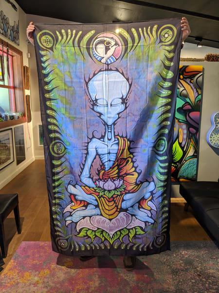 Extra Zen Terrestrial Wall Tapestry