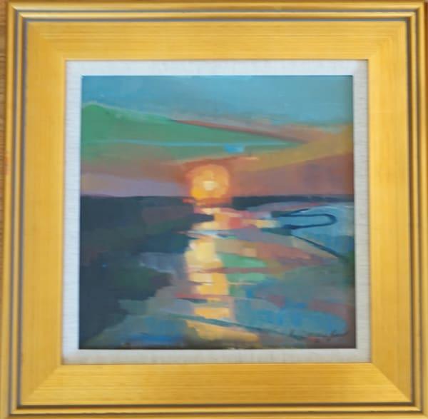 Lightening Up The Path Art   Peg Connery-Boyd Artwork