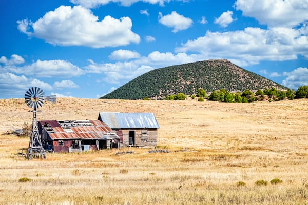 High Plains Homestead - Texas fine-art photography prints