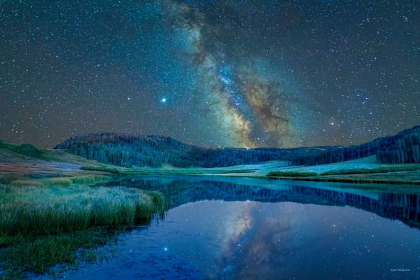 Mountain Nightscapes