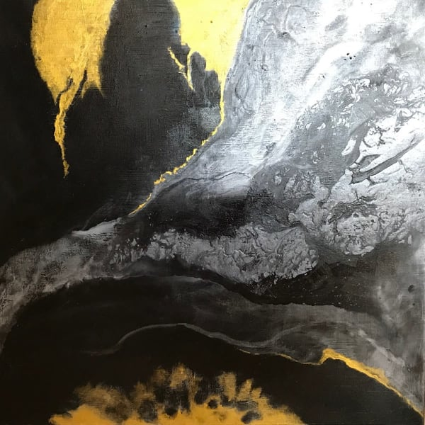 Darkest Before The Dawn Art | Rhona LK Schonwald