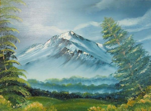 Mountain Meadow Art | Dave Jeffers Artist