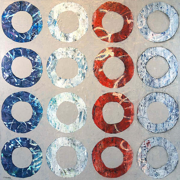 The Circle Game Art | shirleywilliamsart