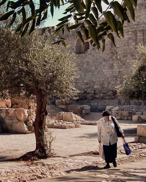 Inside The Old City Walls Photography Art | martinalpert.com