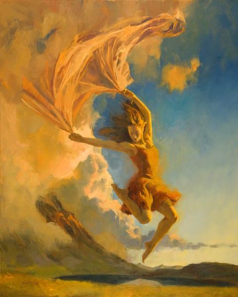 Sunset Dance Art | Studio Girard