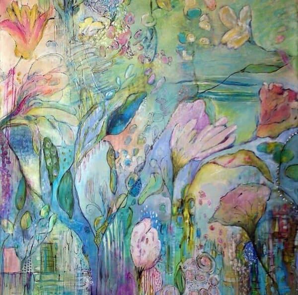 In The Meadow Art   Annie Lockhart
