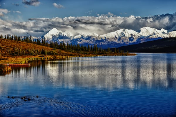 Wonder Lake III | Shop Photography by Rick Berk