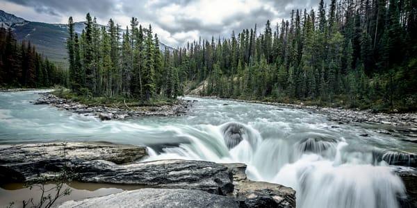 Winterfell   Jasper National Park, Alberta Photography Art | Byron Fichter Fotography