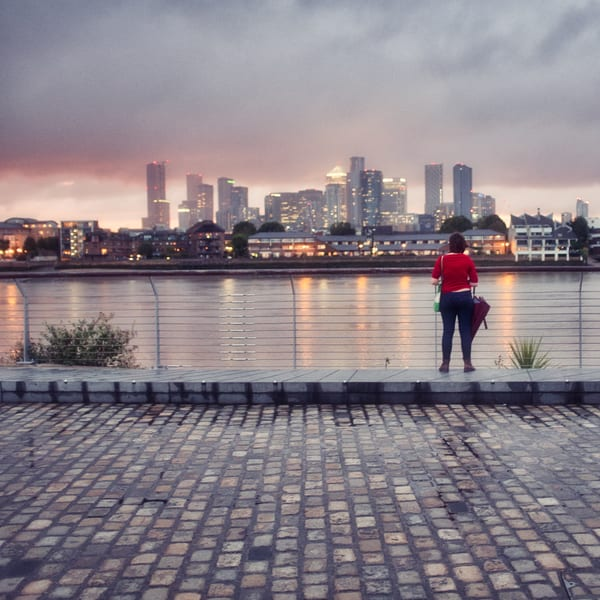 Gloaming In Greenwich Art | Martin Geddes Photography