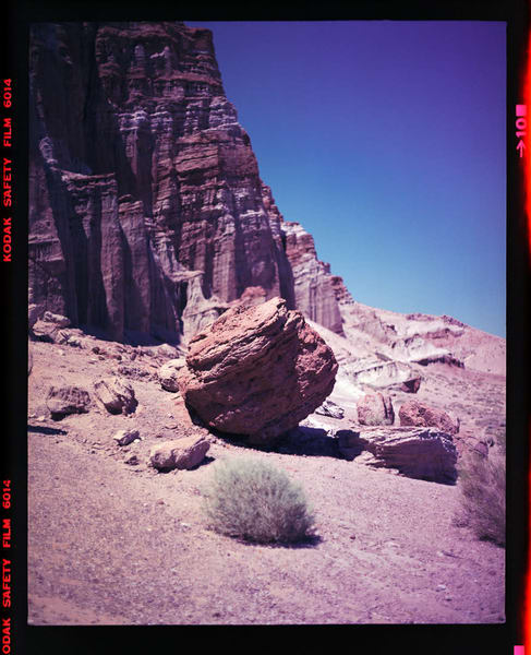 California Landscape Photography-Red Rock Canyon No. 10