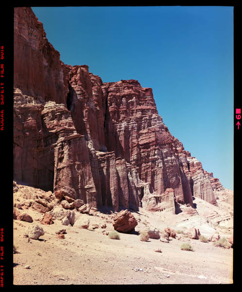 California Landscape Photography-Red Rock Canyon No. 6