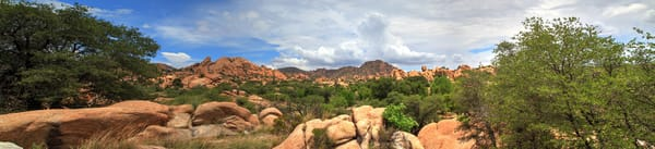 Texas Canyon Panorama #2 Photography Art | Lion's Gate Photography