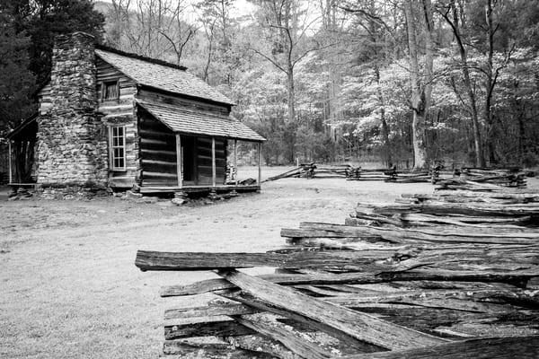 John Oliver's Cabin Photography Art | Matt Cuda Nature Photography