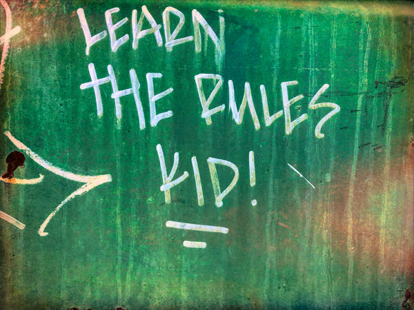 Learn The Rules Kid|Fine Art Photography by Todd Breitling