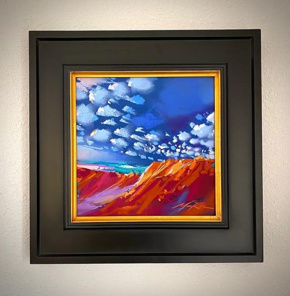 Verigated Sky Art   Michael Mckee Gallery Inc.