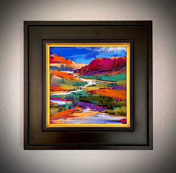 Stream Of Conciousness Art   Michael Mckee Gallery Inc.