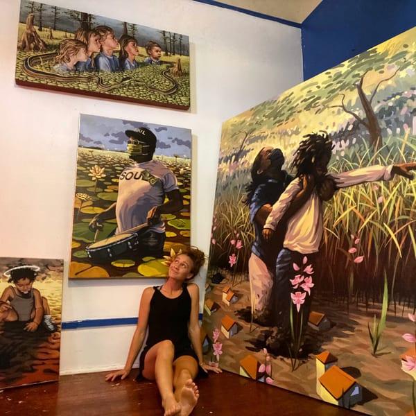 Artist Kalli Padgett   Art | New Orleans Art Center