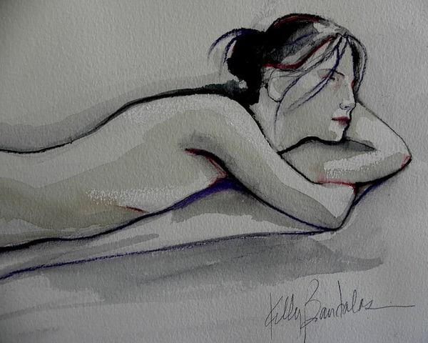 Life Drawing Art | Kelly Bandalos Studios