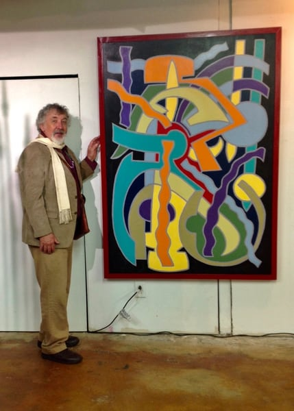 Artist Glenn Miller Art | New Orleans Art Center