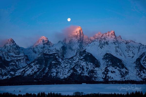 Full Moon Sunrise 2192 Photography Art | Swan Valley Photo