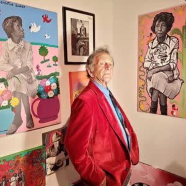Artist Luke Fontana Art | New Orleans Art Center