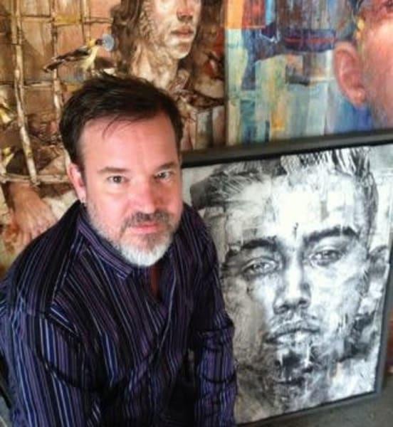 Artist Keith Perelli Art | New Orleans Art Center