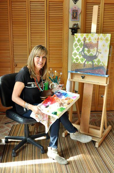 Artist Cheryl Anne Grace Art   New Orleans Art Center
