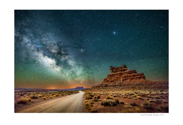 Highway To The Heavens   Signed 2018 Photography Art | Carol Brooks Parker Fine Art Photography