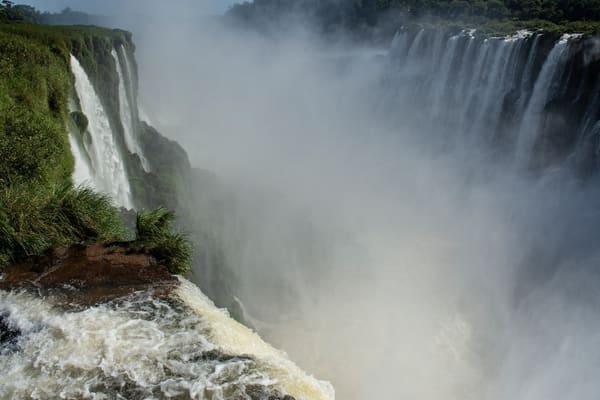 Iguazu Falls, Argentina Art | karenihirsch