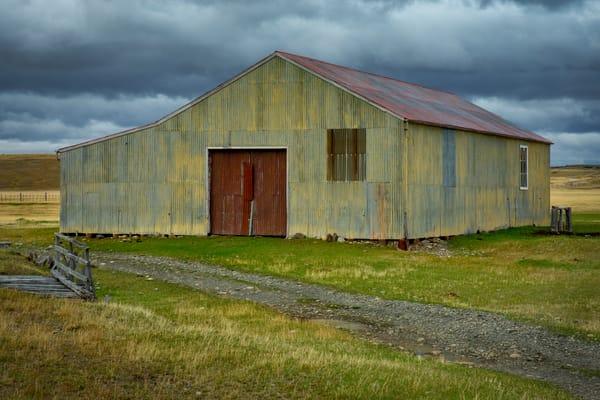 Patagonian Shed Art | karenihirsch