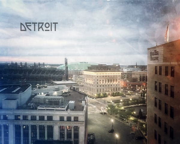 It's Later Than You Think Art | Picture Detroit