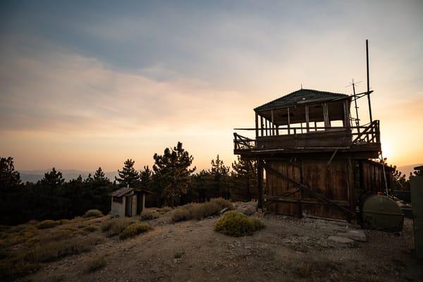 Fraizer Mountain Lookout 6 Photography Art | Sydney Croasmun Photography