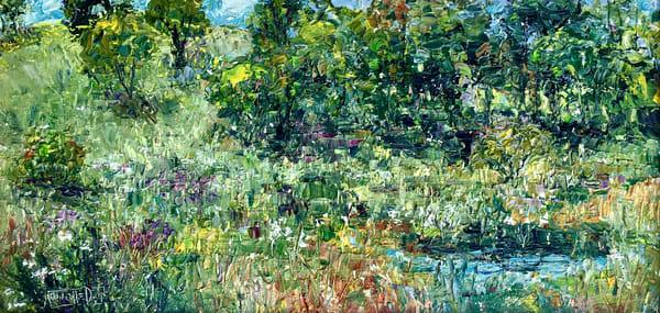 Meadow Magic Art | vibrant art studio, Art by Annette Dion McGowan