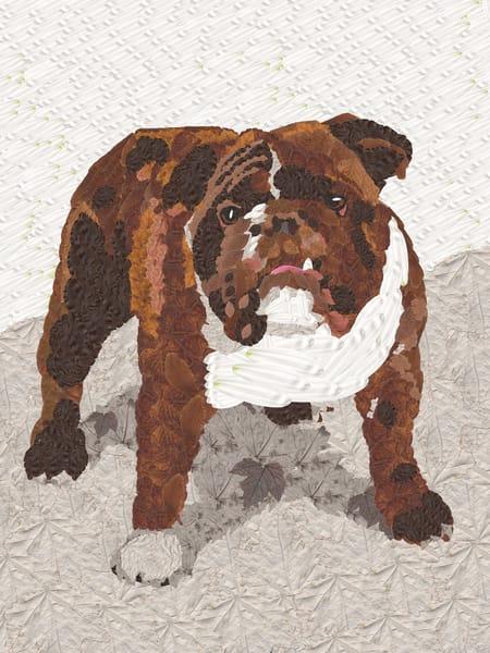 Bulldog3 Art | smacartist