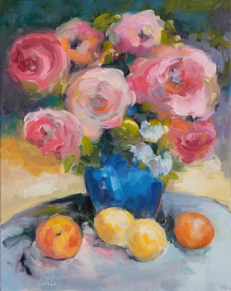 Little Rose Art | Odile Fine Art
